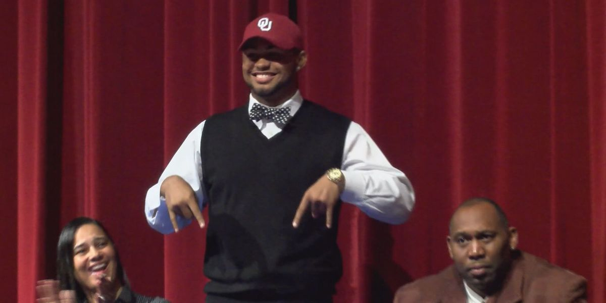 Atlee product DeBerry redshirting season at Oklahoma