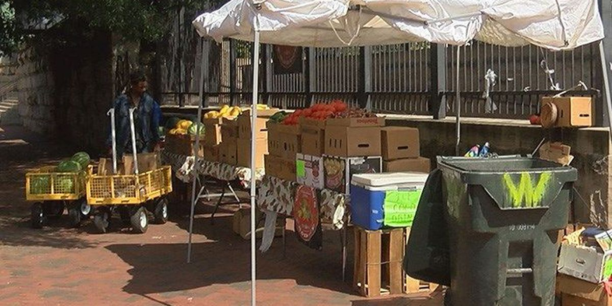 Longtime farmer's market sellers say they're getting pushed aside