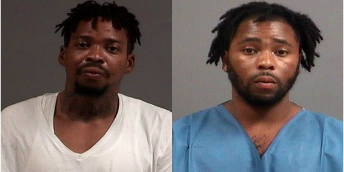Fight at Chesterfield apartment leads to shooting, two arrests