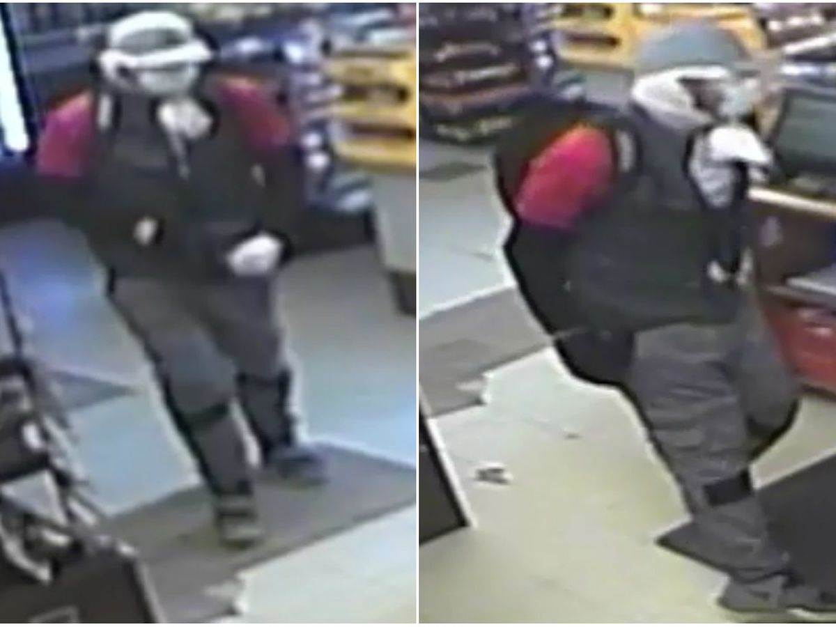 Police search for suspect accused of Chesterfield convenience store