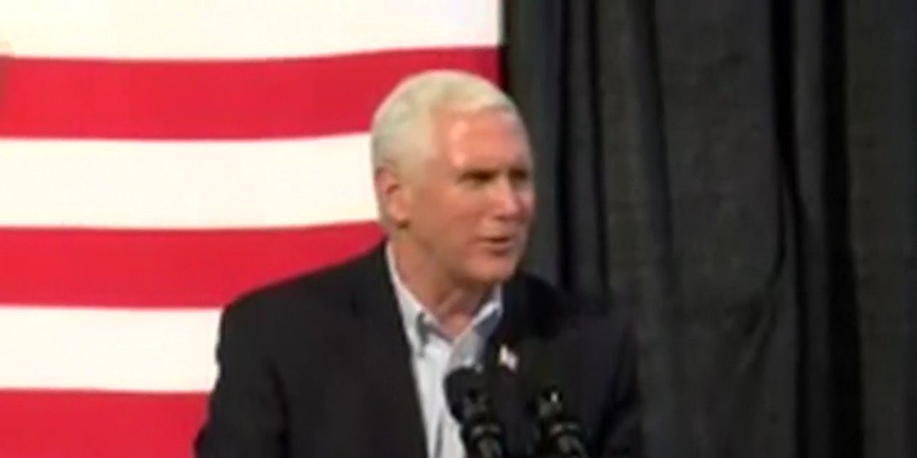 Vice President Mike Pence to attend McAdams campaign event in Richmond
