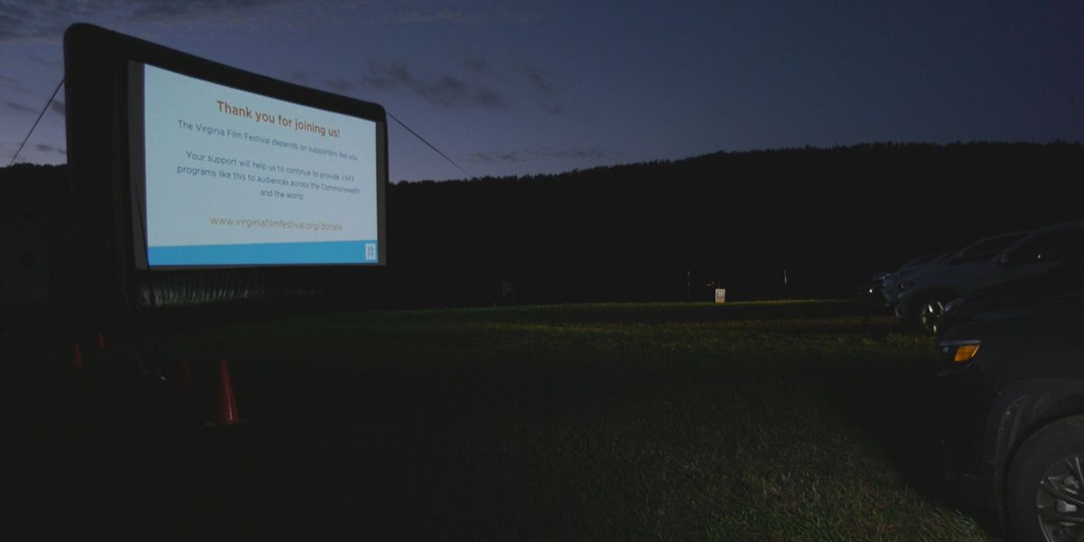 Drive-in movies highlight unique Virginia Film Festival