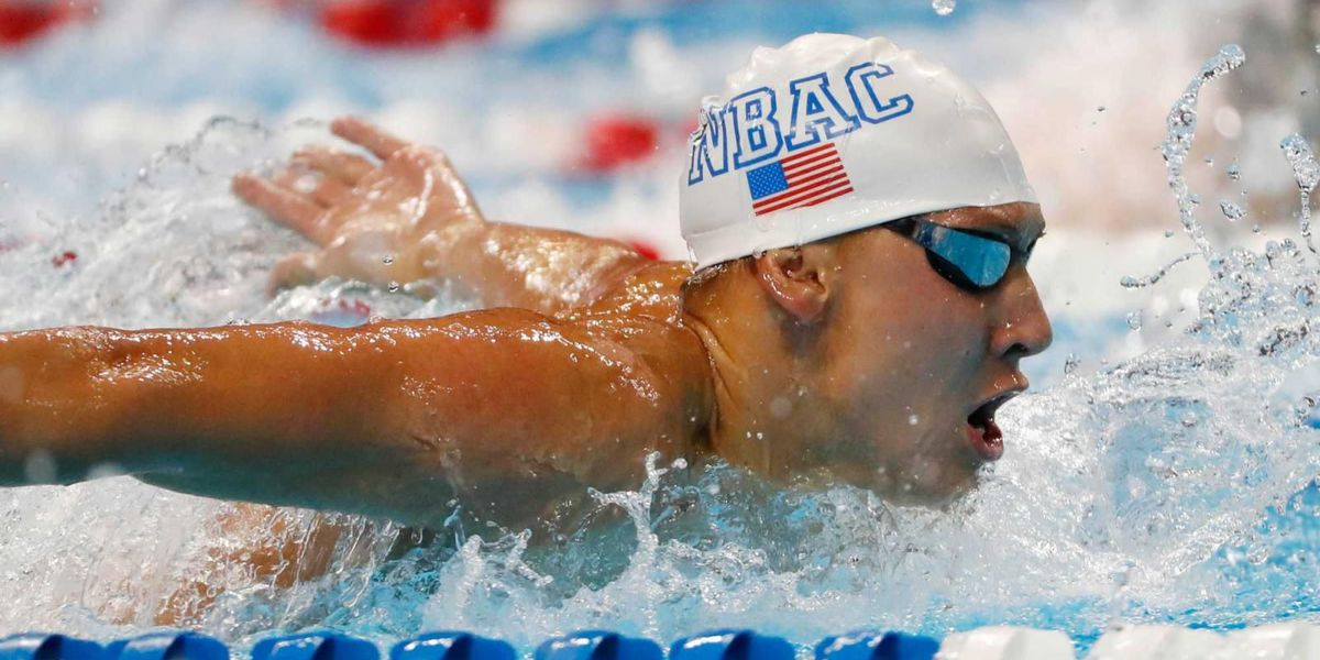 U.S. nabs silver in Men's 400M Individual Medley as Japan captures gold