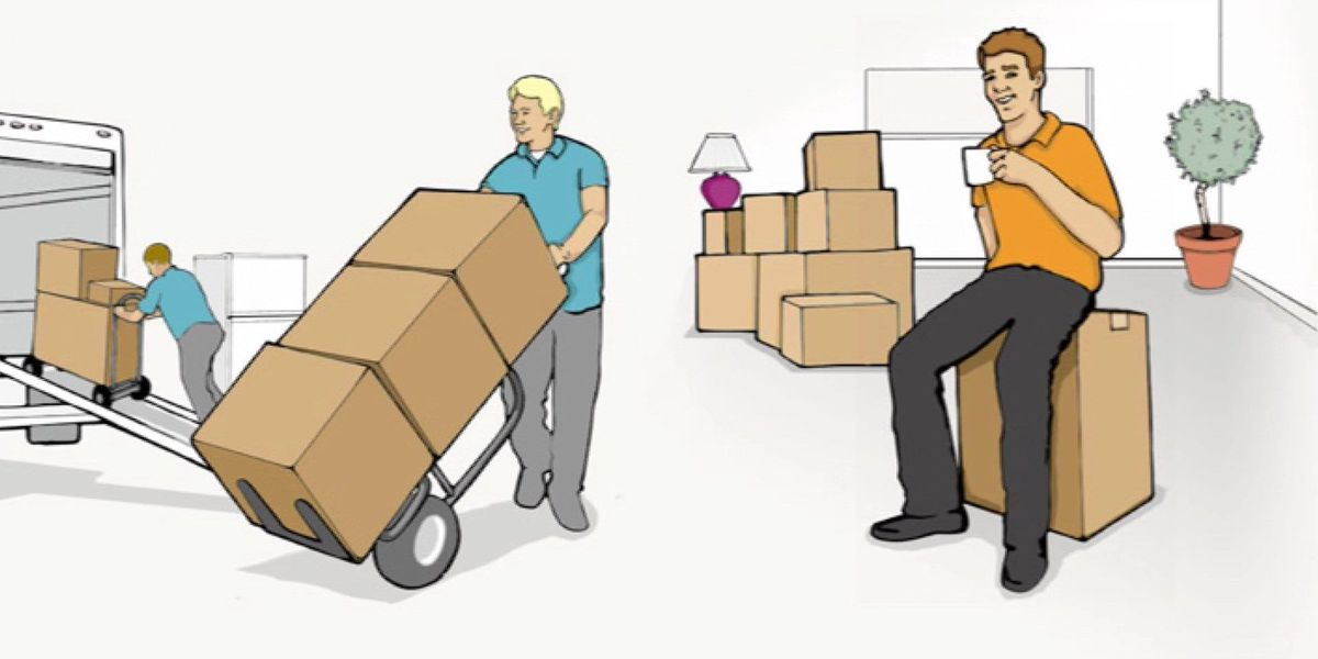 'Hybrid moving' can save you hundreds getting to your next home