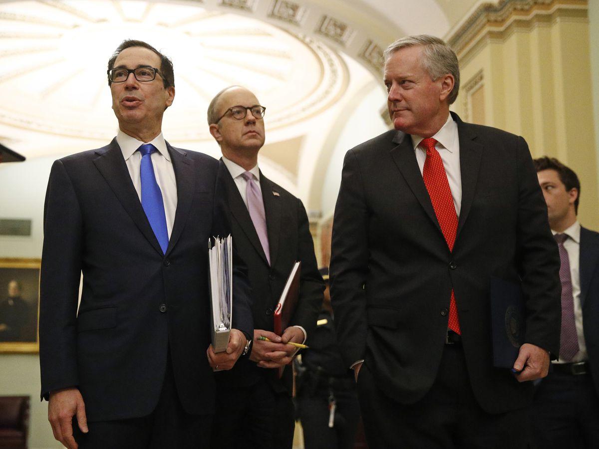 Additional $250 billion sought for small businesses, Mnuchin says