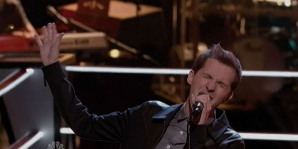 Evan McKeel advances to the next round of 'The Voice'