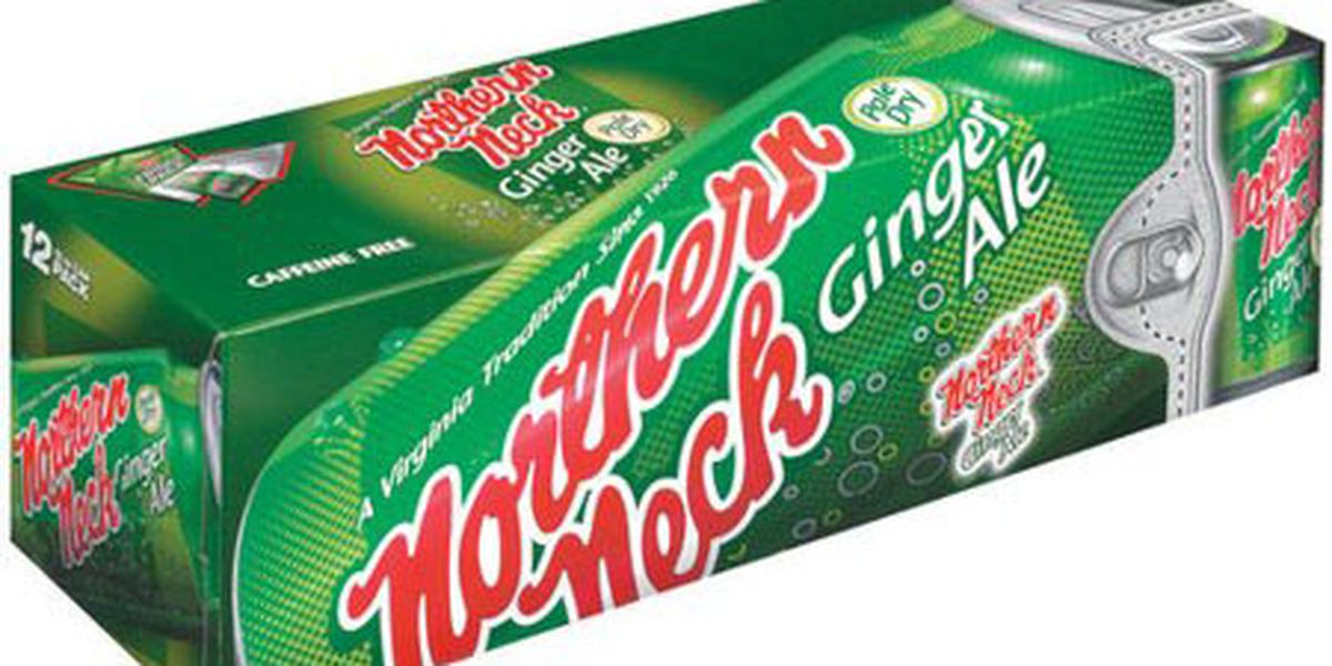 Northern Neck Ginger Ale to be discontinued