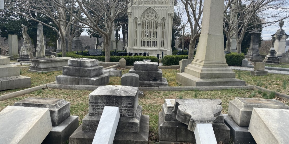 News to Know for March 15: Hollywood Cemetery vandalized; RPS school calendar vote; Dry, cold day