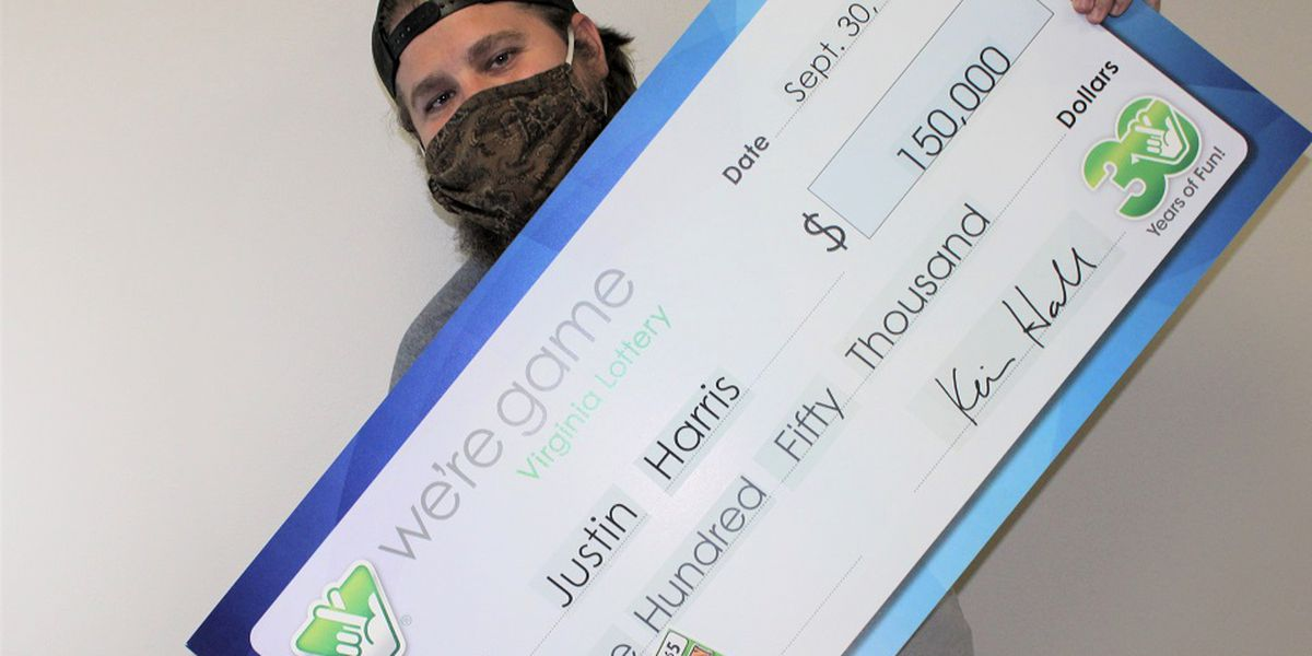 Charlottesville man scratches to win $150K in Virginia Lottery