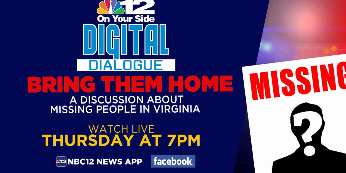 Bring them home: A Digital Dialogue about missing people in Central Virginia