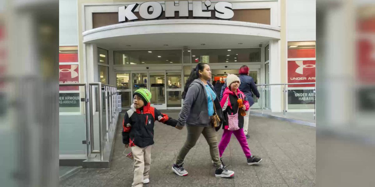 Kohl's hiring at Richmond area stores