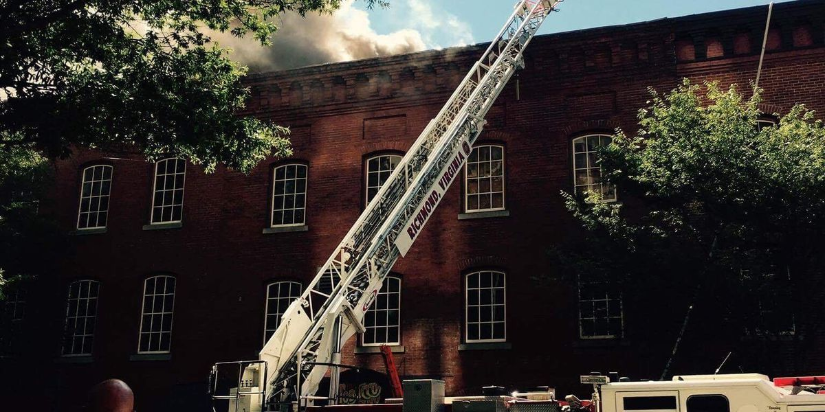 Crews battle 3-alarm fire at The Tobacco Company Restaurant