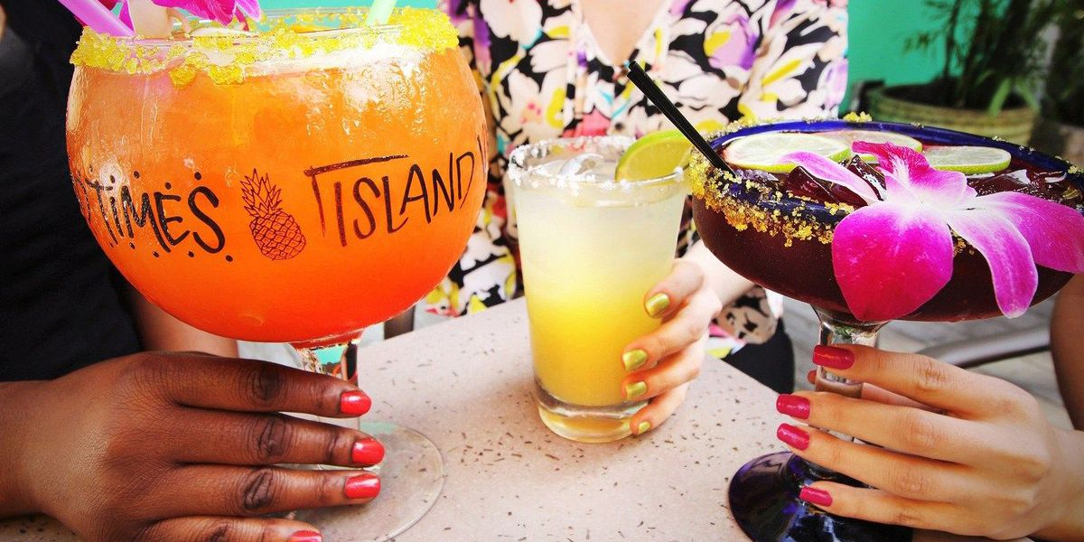 Drink up: Thursday is National Margarita Day