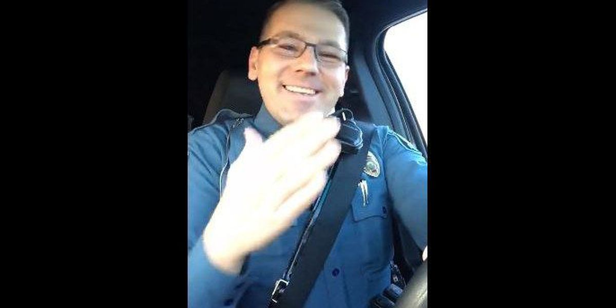 VIDEO: Officer explains what interstate on-ramps are for