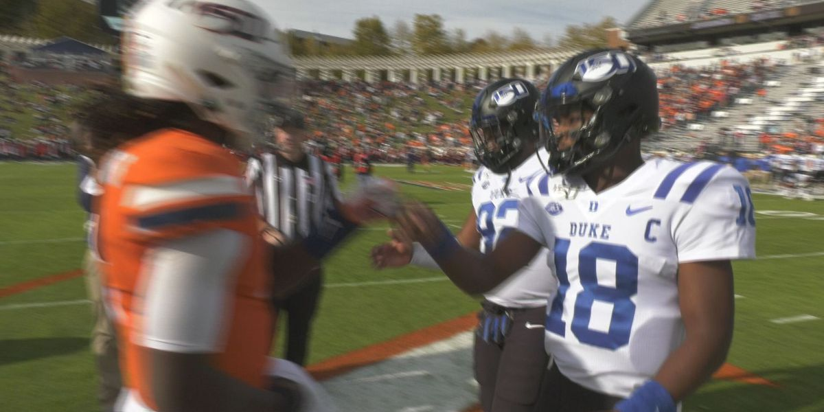 Virginia's home game against Duke moved to Sept. 26, following Virginia Tech postponement