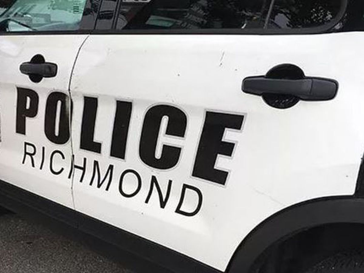 Richmond police deny officer spit on detained protester in viral video