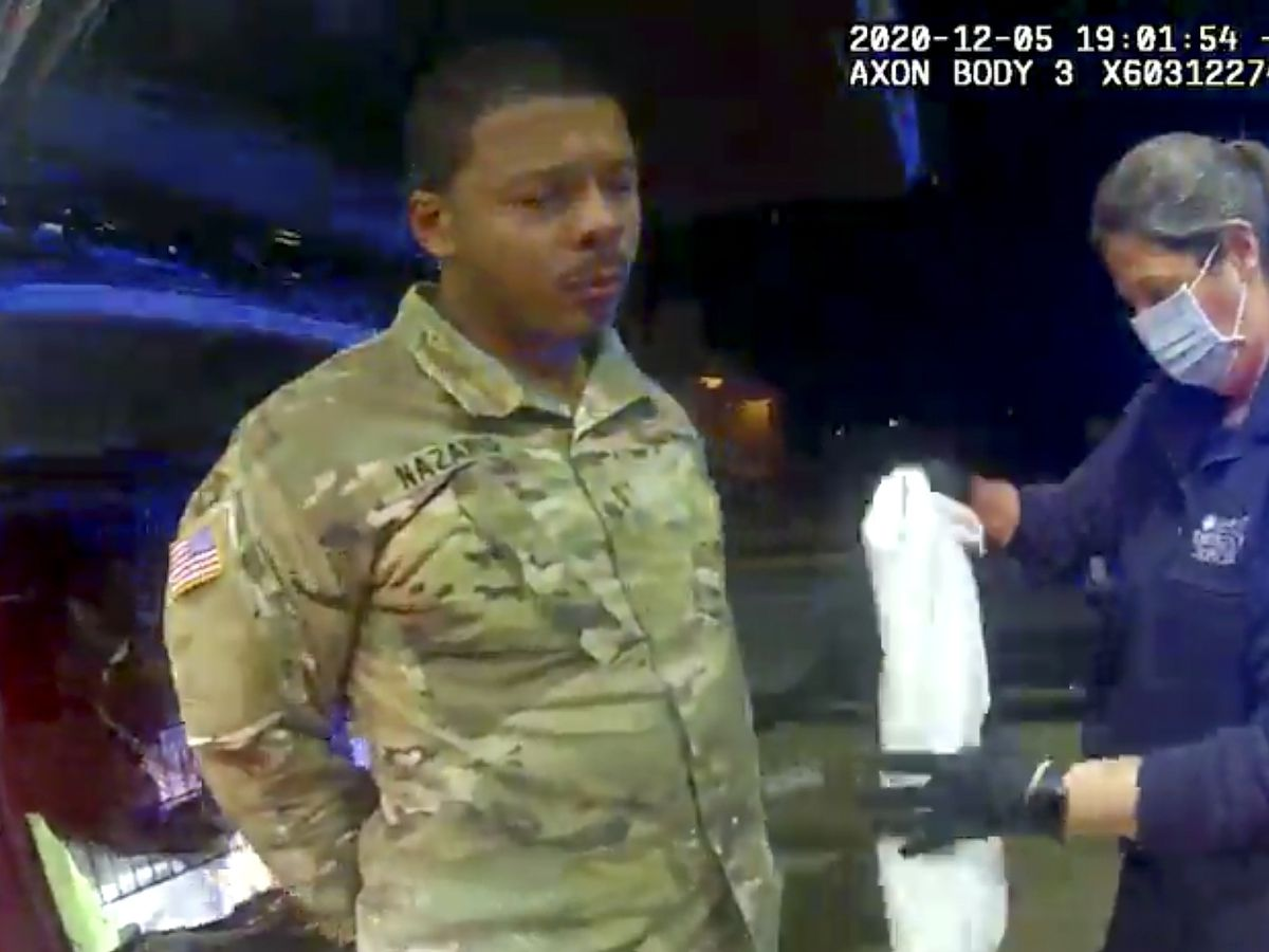 Lawsuit: Virginia police officers threatened, pepper-sprayed army lieutenant during stop