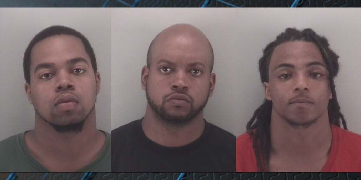 3 arrested on I-195 after shooting near South Richmond school