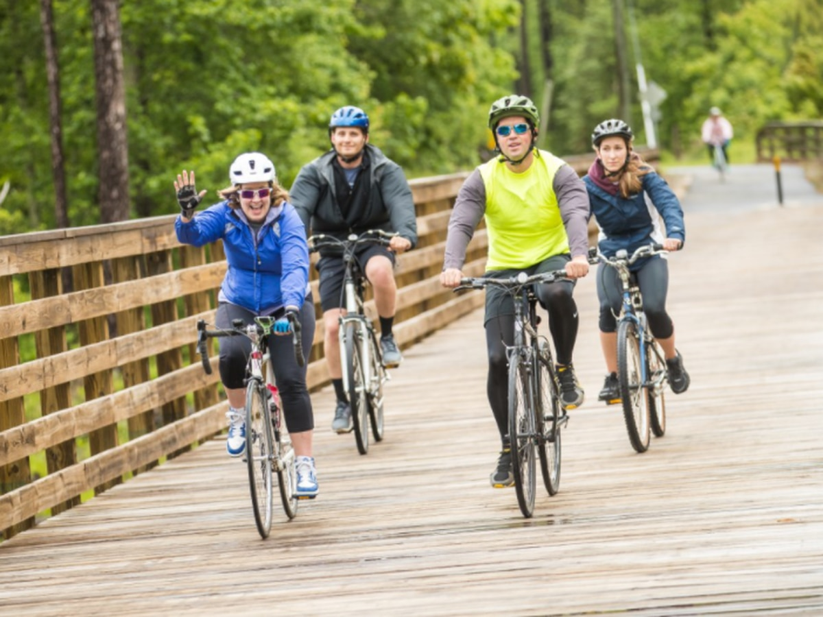 Virginia Capital Trail to celebrate 5th anniversary