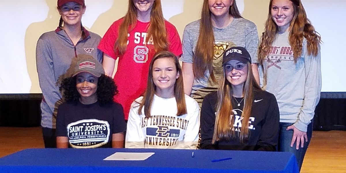 Locals sign National Letters of Intent