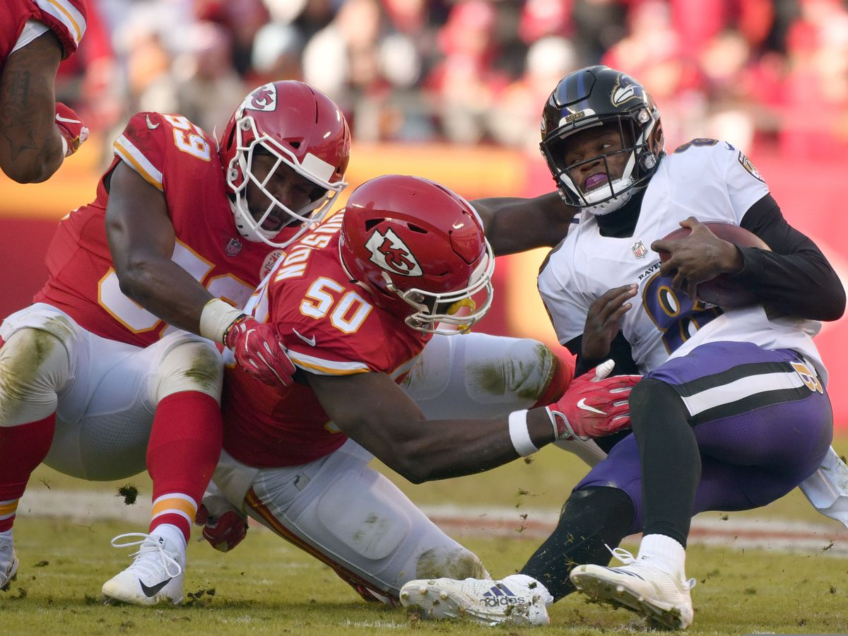 Butker's OT field goal lifts Chiefs past Ravens, 27-24