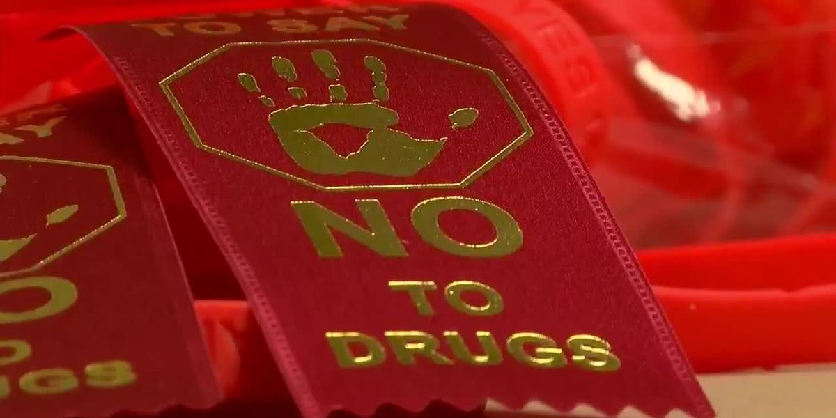 Richmond police, schools partner in anti-drug Red Ribbon Week