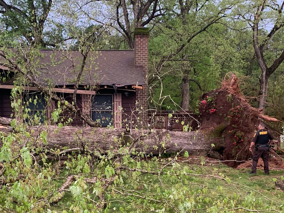 NWS confirms at least 11 tornadoes touched down in Virginia