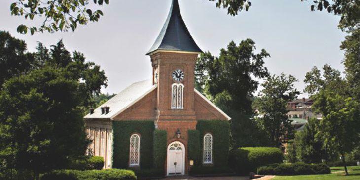 Washington & Lee renames 2 buildings, makes changes at Lee Chapel