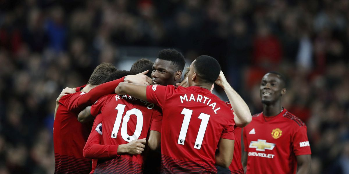 Man City, Man United rediscover old selves in EPL wins