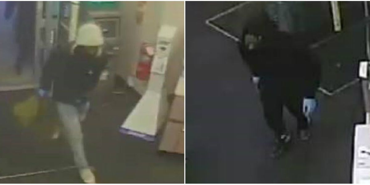 Police: Two men wanted for Walgreens robbery, pharmacist assault in Chesterfield