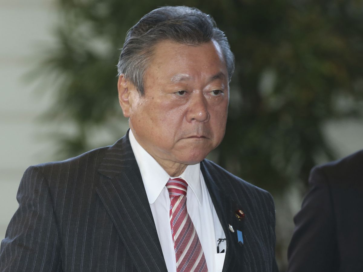 Japan's minister of cybersecurity has never used computer