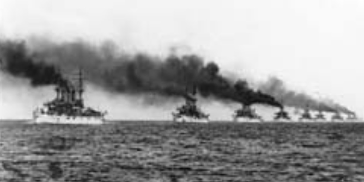 On This Day: Great White Fleet embarked on a worldwide voyage from Virginia