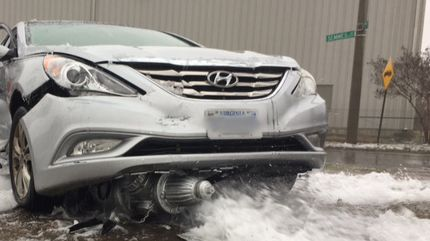 Police respond to 800+ crashes, disabled vehicles throughout Virginia