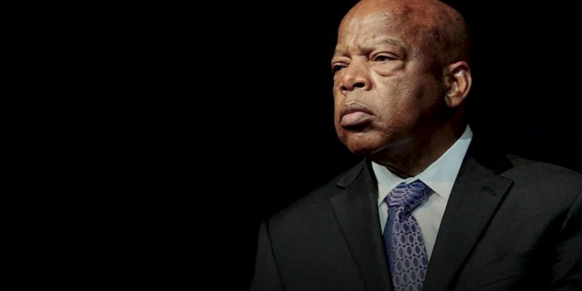 Civil Rights hero John Lewis changed America by making 'good trouble'