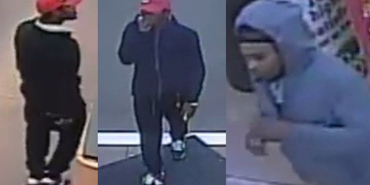 Two men wanted in connection with burglary, credit card fraud