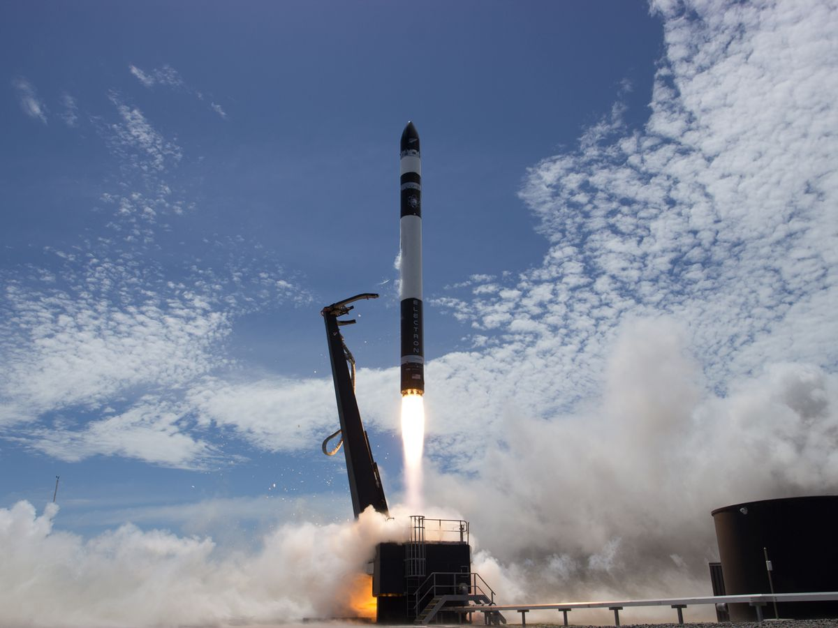Rocket Lab to build first U.S. launch center in Virginia