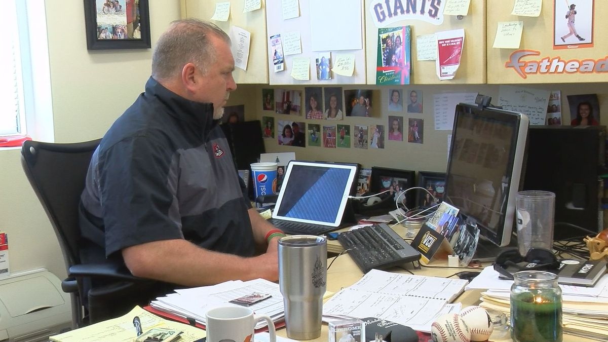 Lifetime of baseball passion drives lead Flying Squirrel Parney