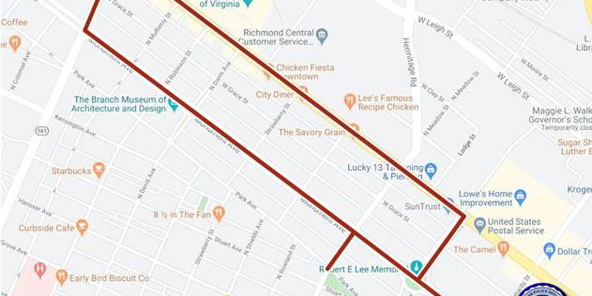 Road closures, GRTC detours to be in place for Virginia's 5,000 Man March