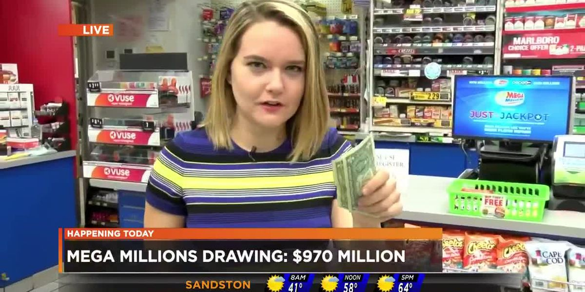 Mega Millions nears $1 billion