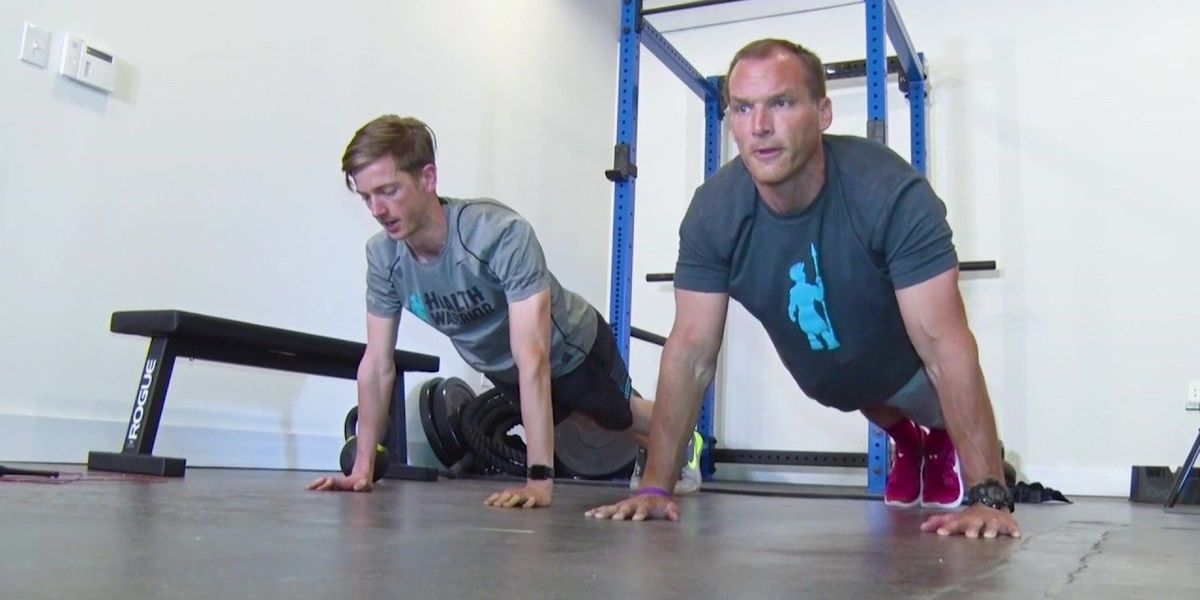 Employers add workout routine to job interviews to make you sweat