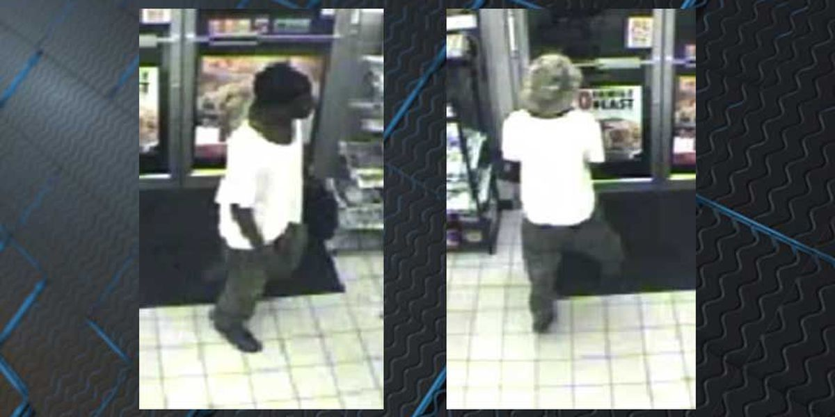 Suspect sought in South Richmond gas station robbery