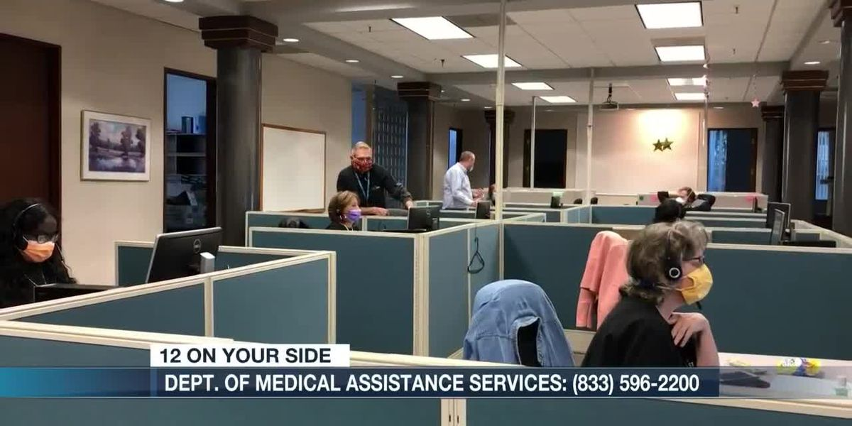 Call 12: The Dept. of Medical Assistance Services