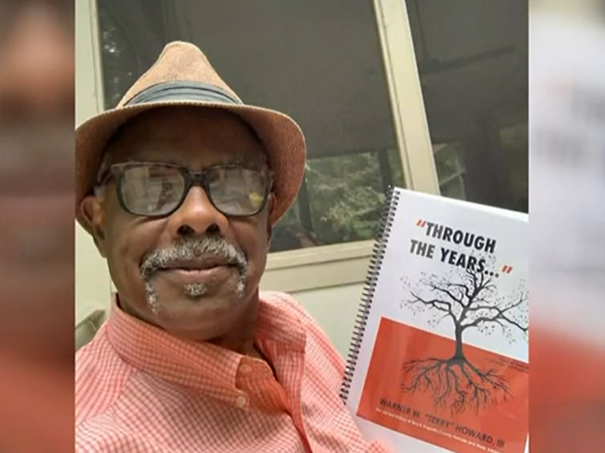 Staunton native writes book on African American athletes from Augusta County