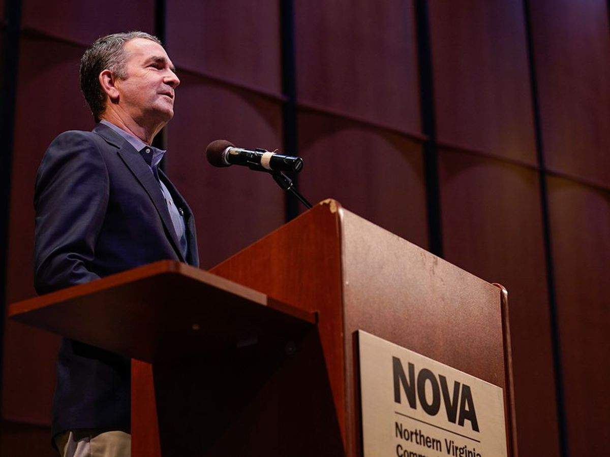 Northam 'confident' Virginia can look at lifting restrictions at the end of summer