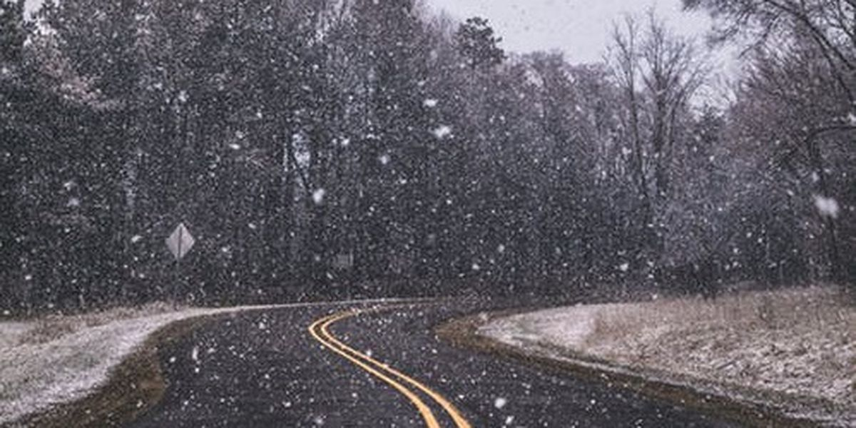 Ice storm closes several Petersburg roads