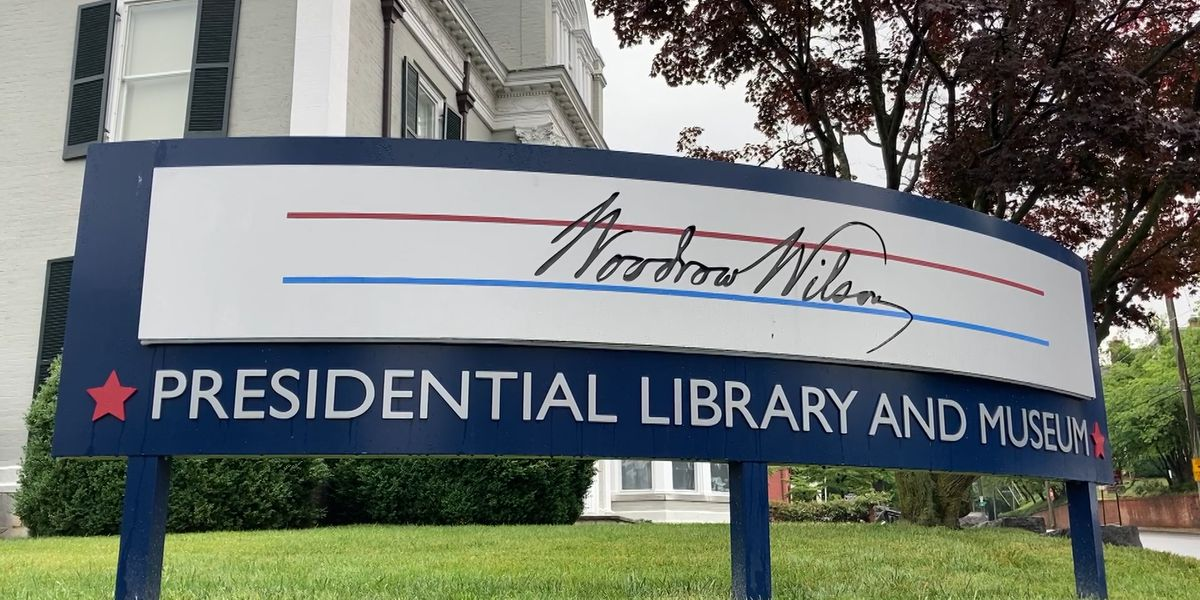 Woodrow Wilson Presidential Library to host Seize the Day virtual 5K