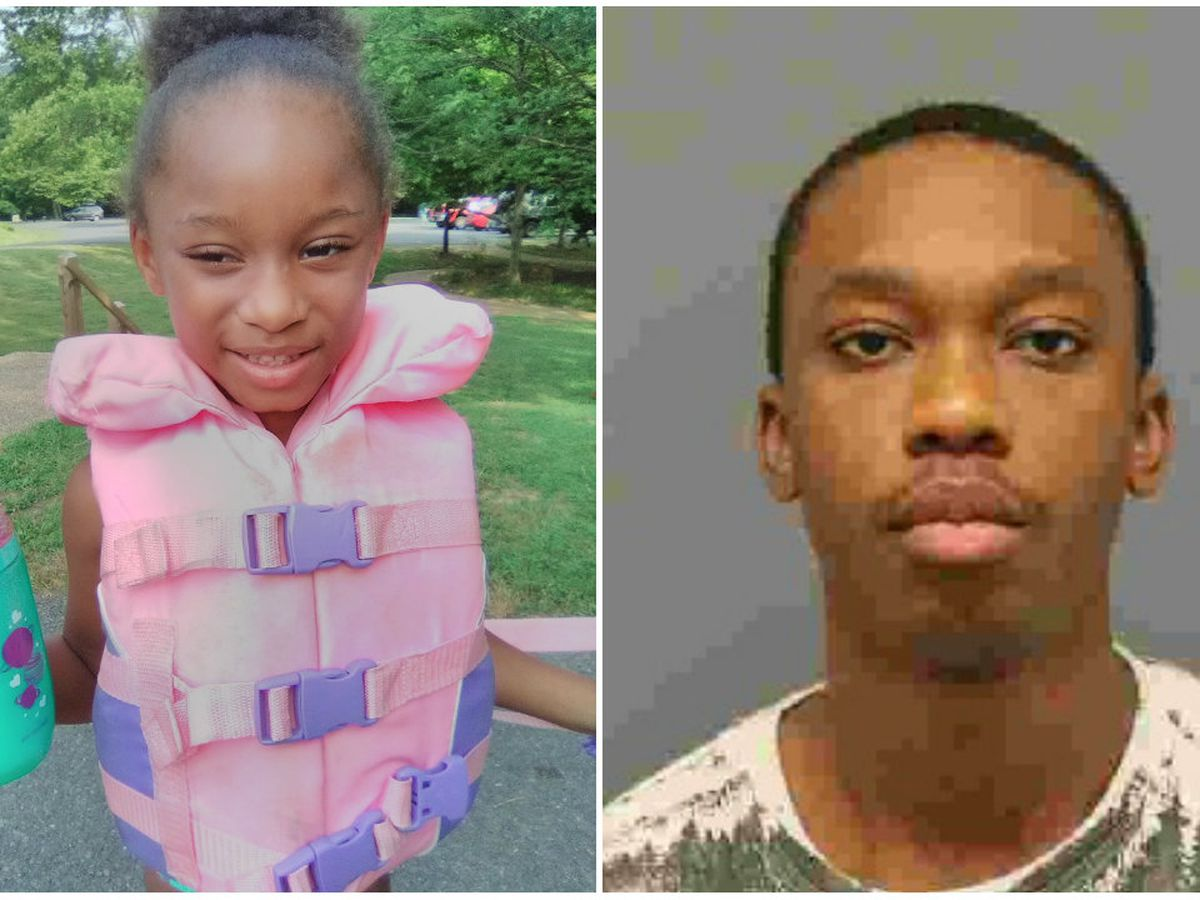AMBER Alert canceled after 4-year-old found safe, suspect taken into custody