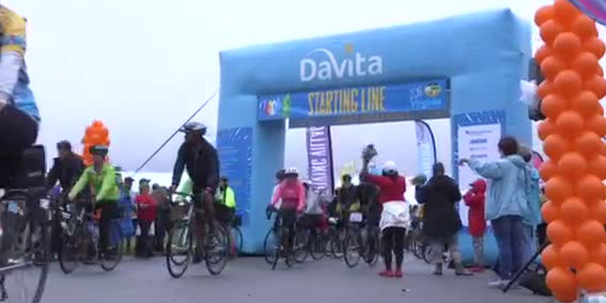 The 12th annual Tour DaVita (Source: Tour DaVita)