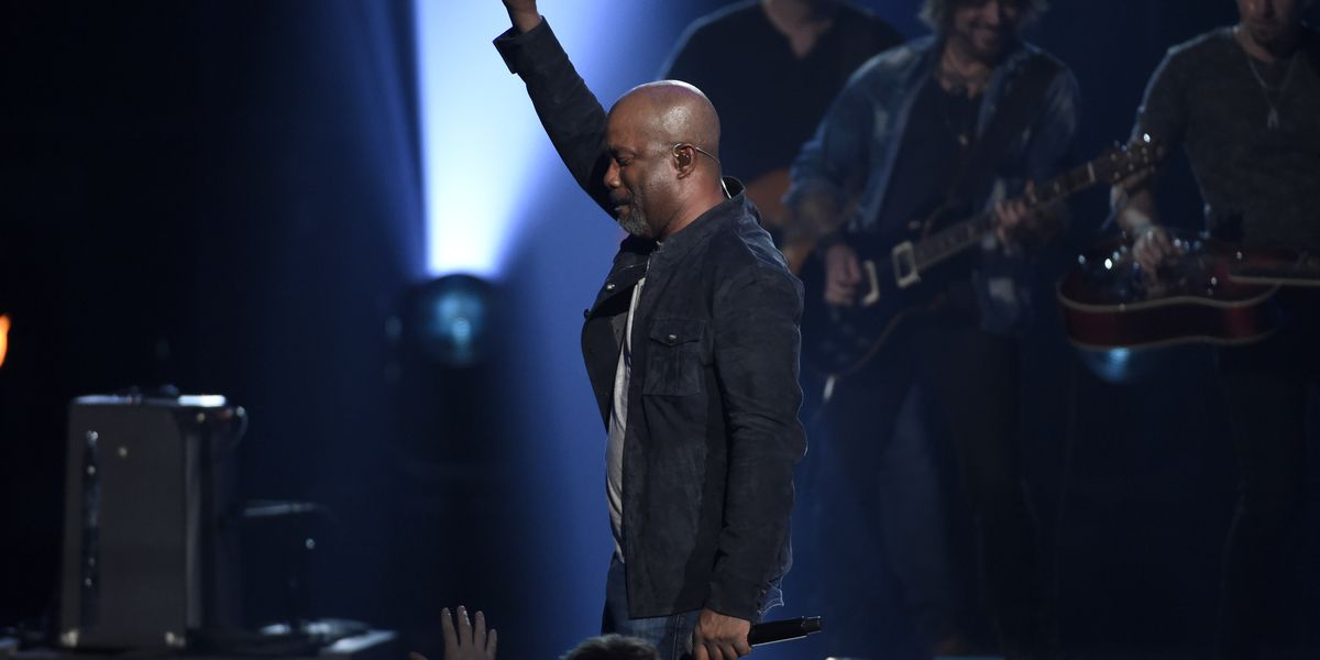 'Thank you': Darius Rucker raises $2 million for St. Jude