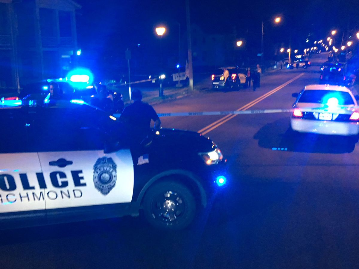 Shooter flees after killing man in Richmond